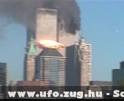 UFO a WTC-nél