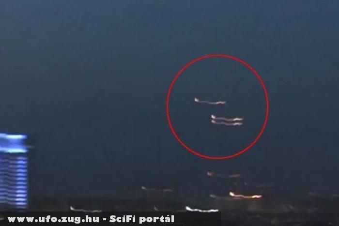 UFO-k Moszkva felett