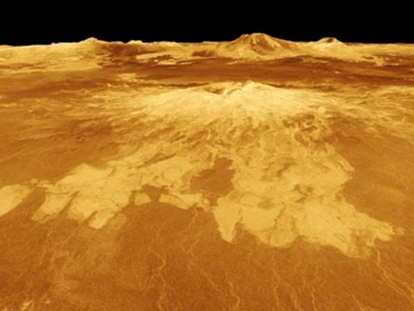 A vénusz vulkánja
