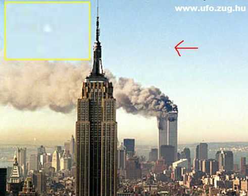 2001.09.11. A terrortámadás és a furcsa fények