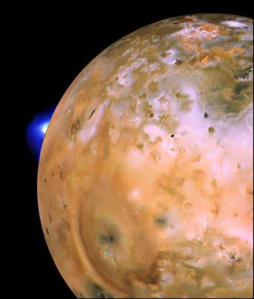 Jupiter a Vojagerrõl