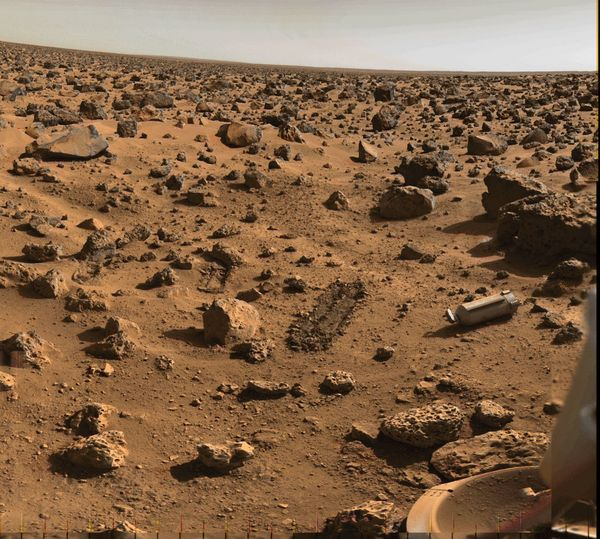 A Mars a Vikingrõl