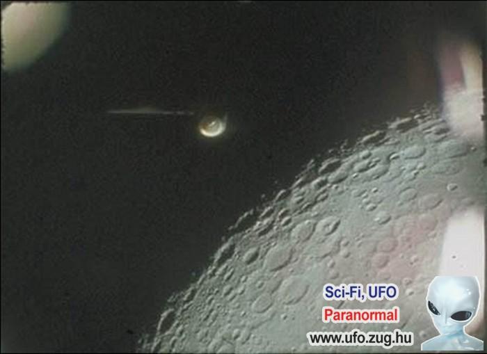 Ezt az ufót a NASA Apollo 16-os szondája kapta lencsevégre