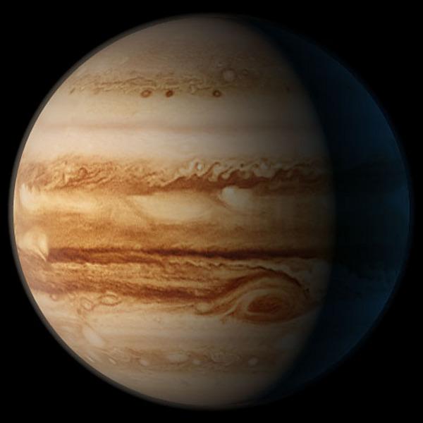 A Jupiter bolygó