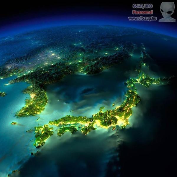 Lélegzetelállító fotó az űrből