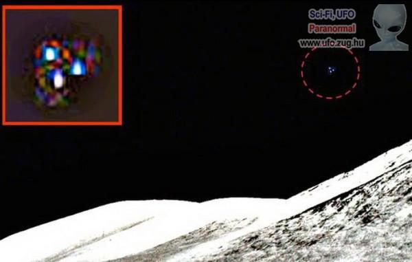UFO van a NASA fotóján?