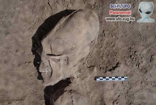 Ufo fejet ástak ki?!