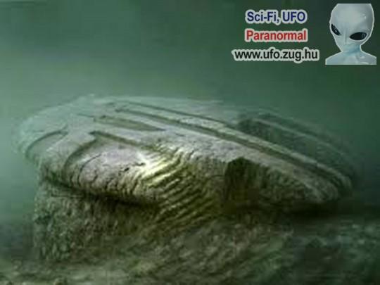 Víz alatti ufó