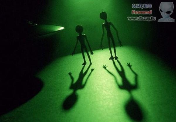 Ufo creatures