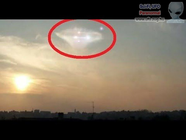 UFO vagy csak egy különös meteorológiai jelenség?
