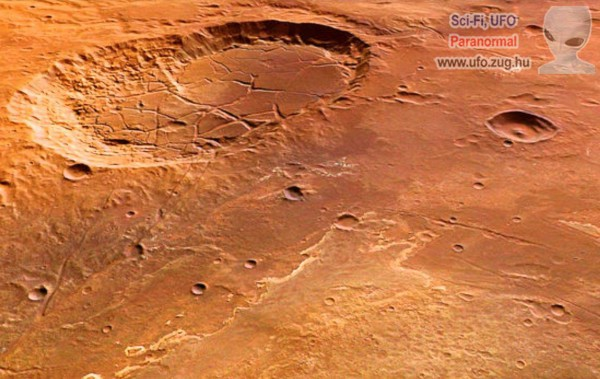 Mars bolygó