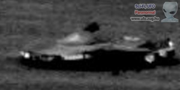 Űrhajó, ufo