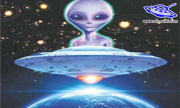 Ufo man