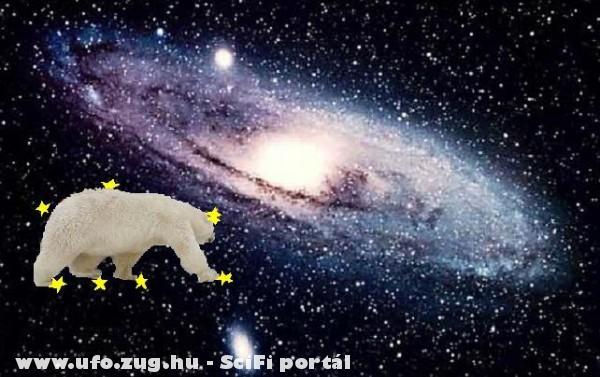 Élet a Nagymedve Csillagképben