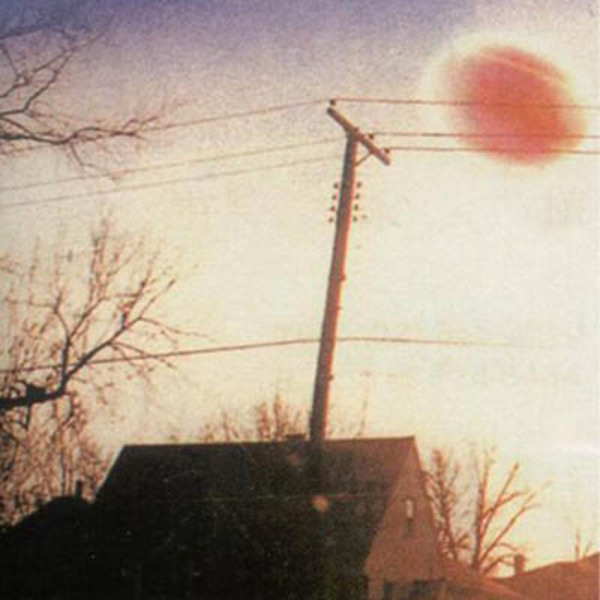 UFO vagy gömbvillám?