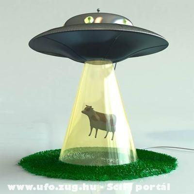 Ufós lámpa