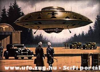 Ez nazi UFO