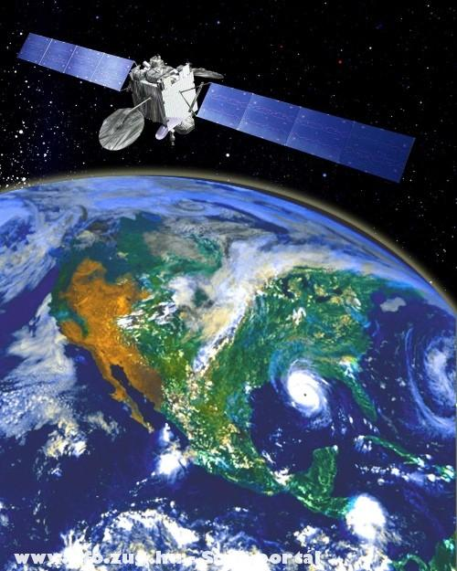 A Föld mûholdszemmel