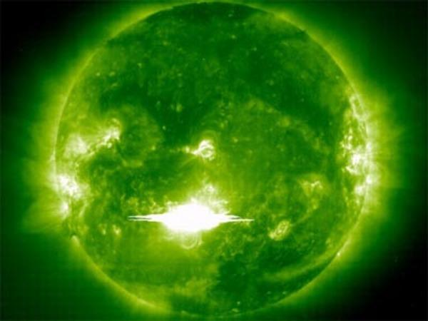 A Nap fénykitörése