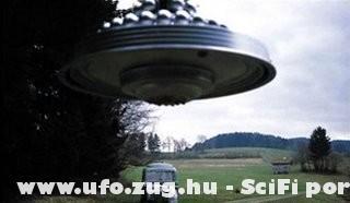Ufo és az autó