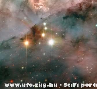 Carina-köd nagy kettõs csillagokkal