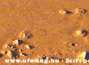 Mars piramis város és Mars arc