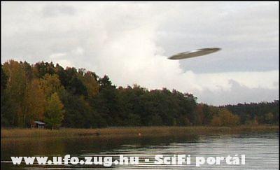 Ufo a folyón