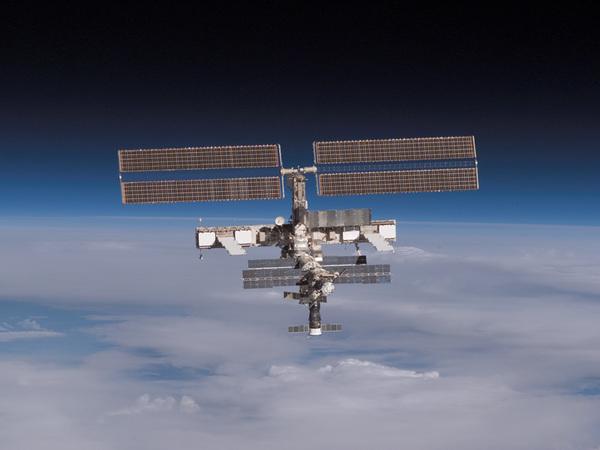 ISS-Ürállomás ma