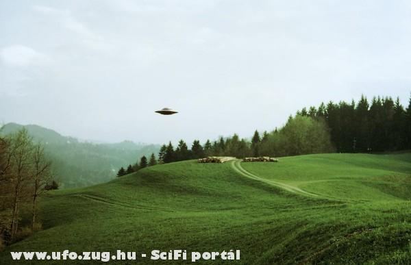 Ufo mezõ-nézõben