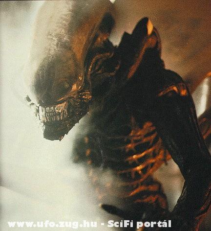 Alien a filmsztár