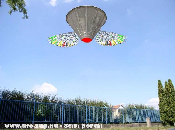 Különös ufo-közelrõl