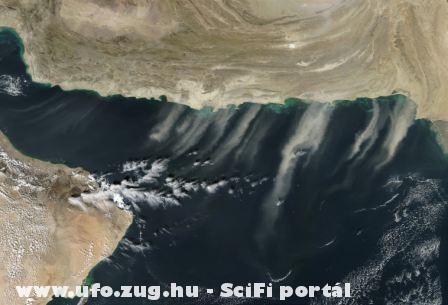 Az Arab tenger az ûrbõl