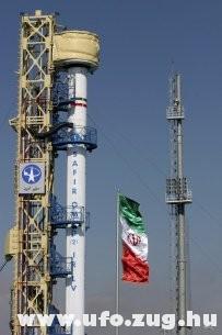 Irán bemutatkozása (Rakéta kilövõ).