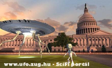 Ufo a Fehérháznál