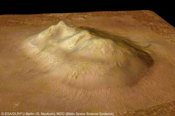 A marsi arcrol-eredeti