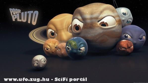 Szegény Pluto