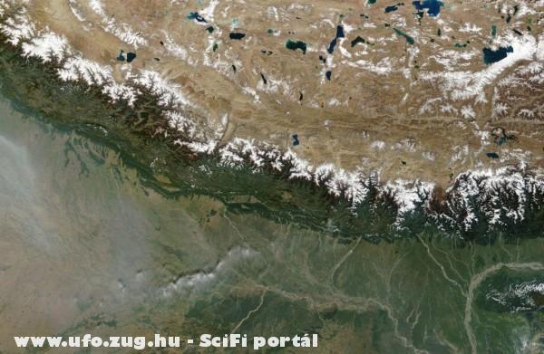 Nepál, Himalája