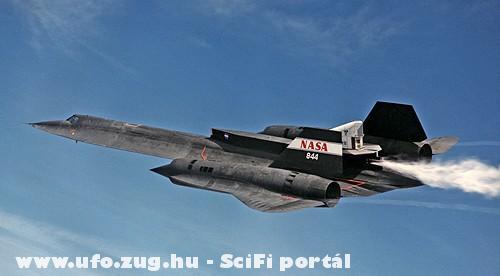 Amerikai Vadászgép SR-71-es