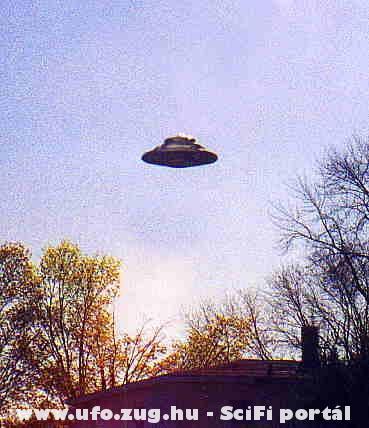 Hoppá Ufo!