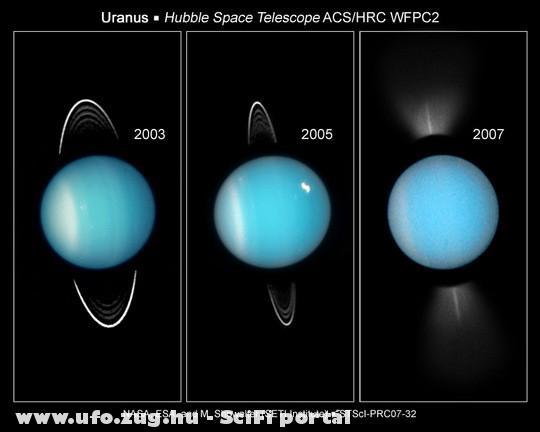 Hová tüntek az Uránusz gyûrûi?