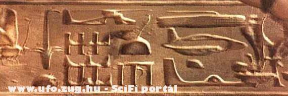Õsi egyiptomi repülõ jármûvek