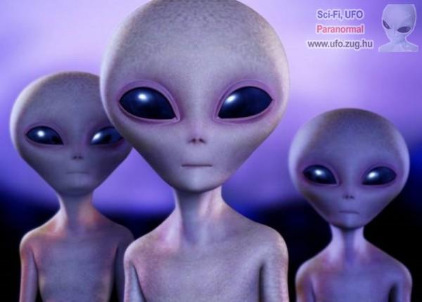 Alien család