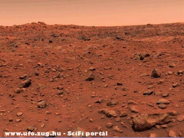 Mars mustrán