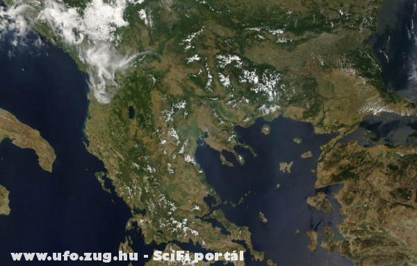 Görögország fentrõl