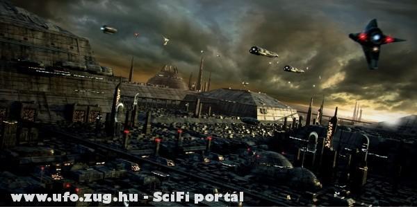 Egy jövõbeli városkép