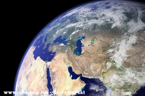 Földünk nyugati félteke