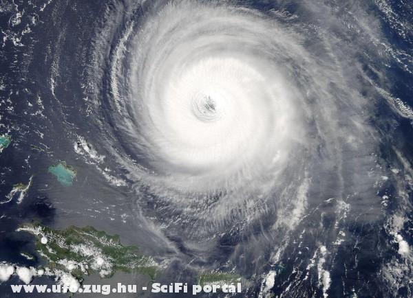 Izabell hurrikán