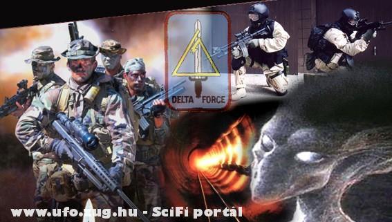 Delta Force vs Szauridok