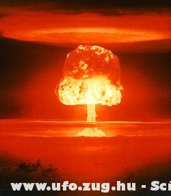 Az Atombomba gombafelhöje!