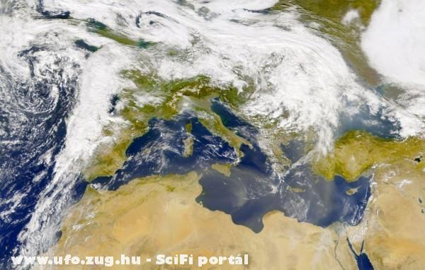 Európa vihar elõtt